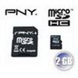 كارت حافظه / Memory Card  -PNY Memory Micro SD 2Gb