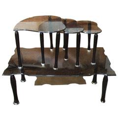 قیمت میز جلو مبلی شیشه ای