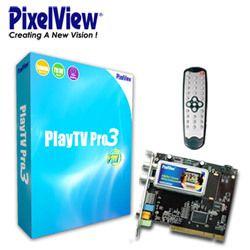 كارتهای ويدئويی پيكسل ويو-PixelView PlayTV Pro3