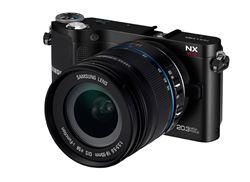 دوربين عكاسی ديجيتال سامسونگ-Samsung NX200
