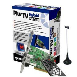 كارتهای ويدئويی كيوورد-KWORLD PLUS TV DVB-T 210SE