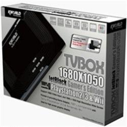كارتهای ويدئويی كيوورد-KWORLD PlusTV TVBox Jet Black 1680ex SA220 WP