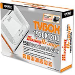 كارتهای ويدئويی كيوورد-KWORLD PlusTV TVBox Blazing Orange 1920ex (SA230 WP