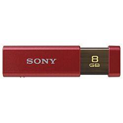 حافظه فلش / Flash Memory سونی-SONY USM-8GLX-R 8GB