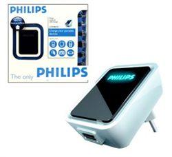 UPS / شارژر مسافرتی فیلیپس-PHILIPS Power 4 Life SCE-4480