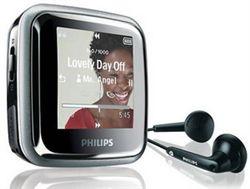 MP3 & MP4 Player فیلیپس-PHILIPS Go Gear Spark 4Gb