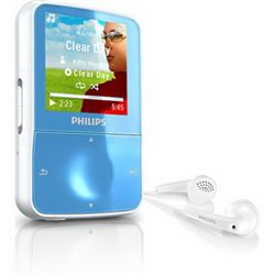 MP3 & MP4 Player فیلیپس-PHILIPS Go Gear Vibe 4Gb
