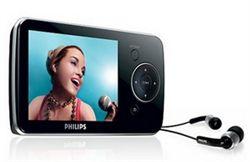 MP3 & MP4 Player فیلیپس-PHILIPS Go Gear Opus 16Gb