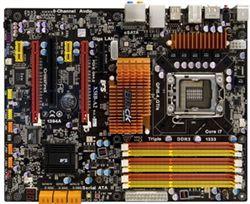 مادربورد - Mainboard  -EliteGroup X58B-A2 - Socket 1366
