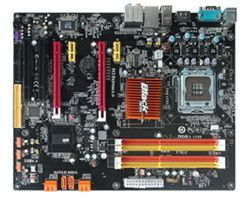 مادربورد - Mainboard  -EliteGroup P45T-AD3