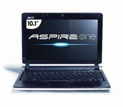 لپ تاپ - Laptop   ايسر-Acer Aspire One 1279-1.3Ghz-2Gb-250Gb