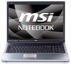 لپ تاپ - Laptop   ام اس آي-MSI Classics CR400M-2Ghz-2Gb-250Gb