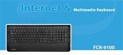 كيبورد - Keyboard فراسو-FARASSOO FCR-9100
