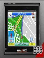 جی پی اس خودور-GPS  -MegaForce gPod B35 Black