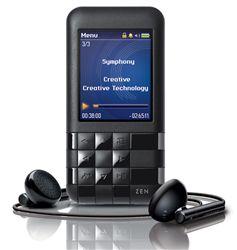 MP3 & MP4 Player كريتيو-Creative ZEN MOZAIC EZ300 4Gb