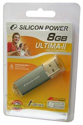 حافظه فلش / Flash Memory  -SILICON POWER Ultima II I-Series-8GB