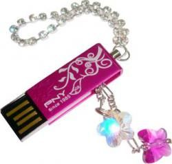 حافظه فلش / Flash Memory  -PNY Lovely Flower 4 GB