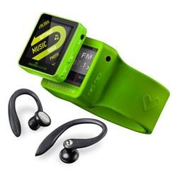 MP3 & MP4 Player انرژی سیستم-Energy SISTEM Mp4 Player Sport 2508 Green - 8GB