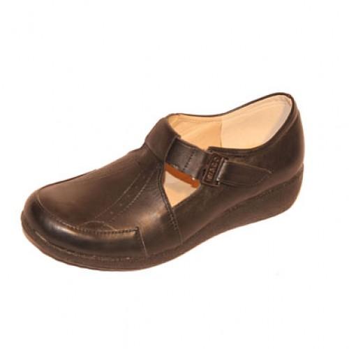 قیمت روز کفش زنانه اسپرت -کفش ارغوان چرم جیکو - کد 168.3 - فروشندگان