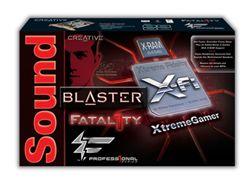 كارتهای صدا كريتيو-Creative PCI Express X-Fi Titanium Fatal1ty Pro