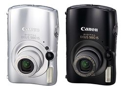 دوربين عكاسی ديجيتال كانن-Canon Powershot SD990 IS - IXUS 980 IS