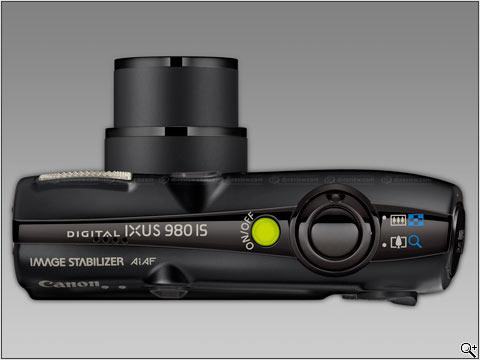 تصاویر گوشی Powershot SD990 IS - IXUS 980 IS