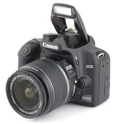 دوربين عكاسی ديجيتال كانن-Canon EOS-1000D