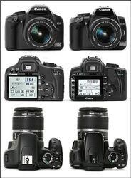 دوربين عكاسی ديجيتال كانن-Canon EOS-450D