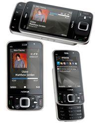 گوشی موبايل نوكيا-Nokia N96