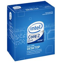 پردازنده - CPU اينتل-Intel Core 2 Duo E7400 Dual Core Processor - 2.80GHz