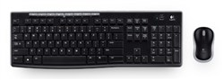 كيبورد + موس لاجيتك-Logitech MK270 -Wireless