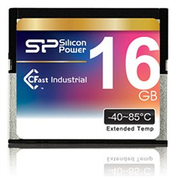 كارت حافظه / Memory Card  -SILICON POWER Industrial CFast Card - 16GB