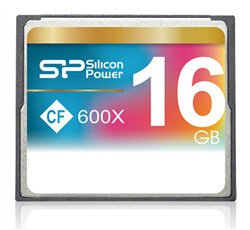 كارت حافظه / Memory Card  -SILICON POWER 600X - 16GB