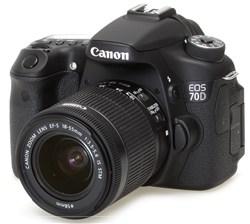دوربين عكاسی ديجيتال كانن-Canon EOS 70D