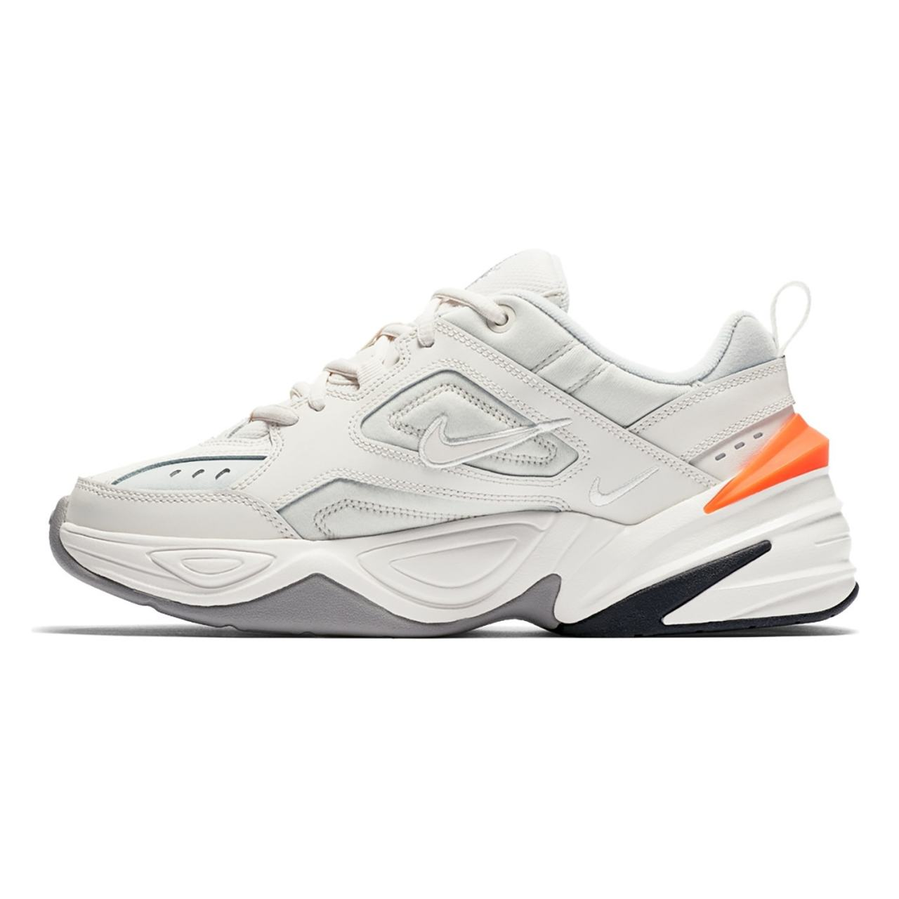 Cordero Agradecido operador  قیمت خرید و فروش کفش ورزشی زنانه نایک-NIKE کفش مخصوص دویدن زنانه مدل M2K  Tekno - AO3108-001 - سفید - چرم - فروشندگان