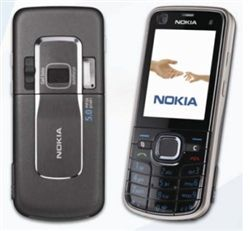 گوشی موبايل نوكيا-Nokia 6220 classic