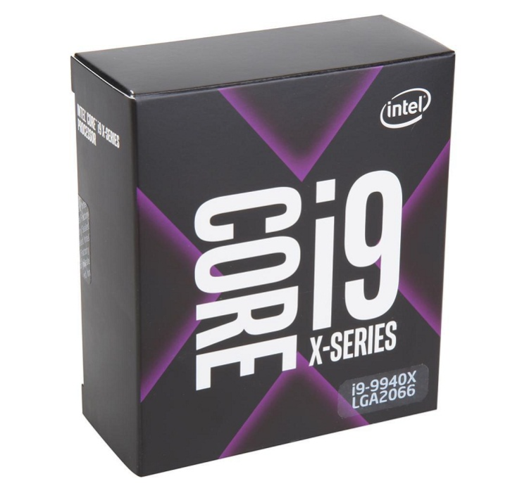 پردازنده - CPU اينتل-Intel   Core i9-9940X 3.3GHz LGA 2066 Skylake-X CPU