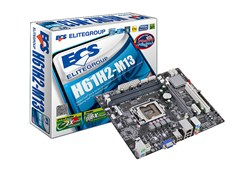 مادربورد - Mainboard  -EliteGroup H61H2-M13 -V2.0