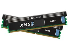 رم کامپیوتر - RAM PC  -Corsair XMS3 - 8GB Dual Channel DDR3 Memory Kit -CMX8GX3M2A1600C9