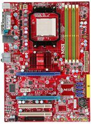 مادربورد - Mainboard ام اس آي-MSI K9A2 CF