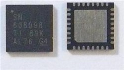 آی سی لپ تاپ- IC LAPTOP -Texas Instruments SN608098