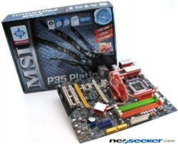 مادربورد - Mainboard ام اس آي-MSI   P35 Platinum