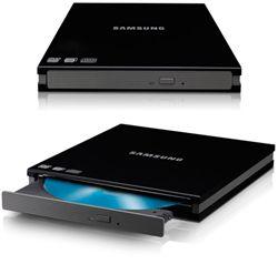 DVD+RW -دی وی دی رایتر اکسترنال سامسونگ-Samsung SE-S084 EXTERNAL USB DVD+RW
