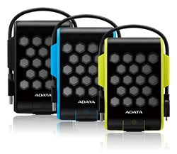 هارد اكسترنال - External H.D اي ديتا-ADATA 1TB-HD720 Waterproof/Dustproof/Shockproof External Hard Drive
