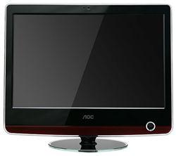 مانیتور ال سی دی -LCD Monitor اي او سي-AOC V22