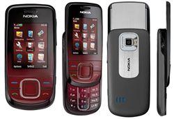 گوشی موبايل نوكيا-Nokia 3600 slide