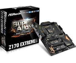 مادربورد - Mainboard  -ASRock Z170 Extreme6