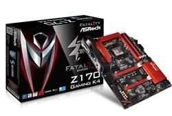 مادربورد - Mainboard  -ASRock Fatal1ty Z170 Gaming K4