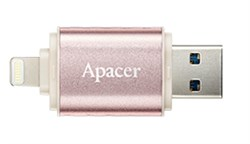 حافظه فلش / Flash Memory اپيسر-Apacer 32GB-AH190-Lightning - USB 3.1 Gen 1 Type-A