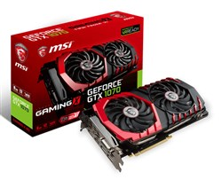 كارت گرافيك - VGA ام اس آي-MSI  GTX 1070 GAMING X 8G-8GB-DDR5